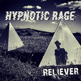 Hypnotic Rage Reliever single cover